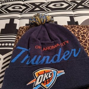 New Era OKC toboggan